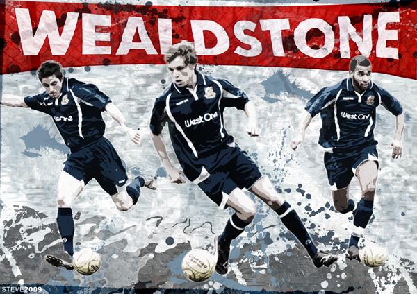 Wealdstone Poster
