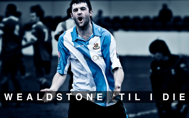 Wealdstone Wallpaper IV