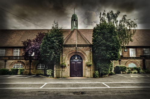 Kingsbury High School HDR I