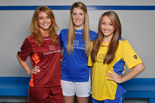 Wealdstone 2011/2012 Kits II