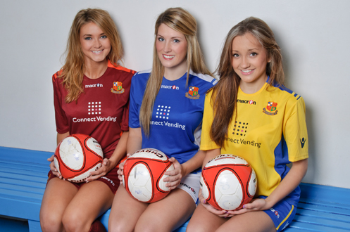 Wealdstone 2011/2012 Kits V