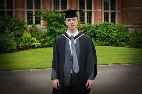 Shane's Graduation II