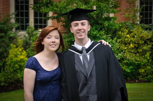 Shane's Graduation III