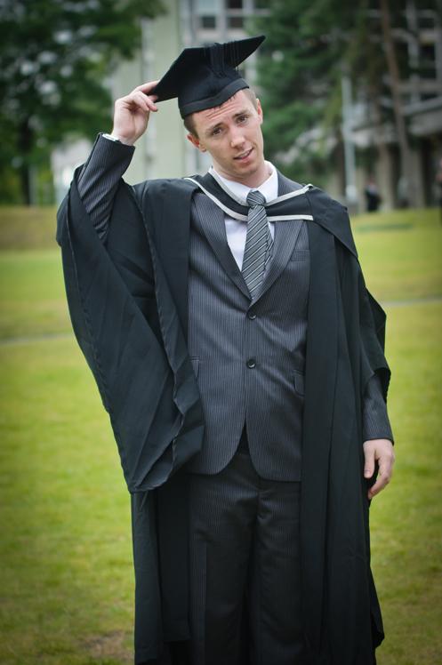 Shane's Graduation I