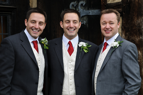 Nicky & Luke's Wedding IX