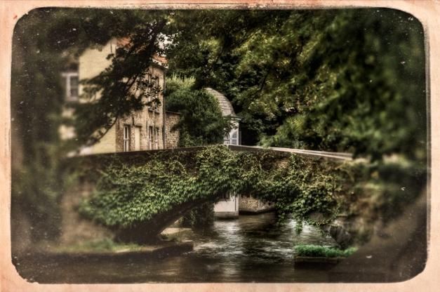 Bruges - Imaginary Postcard II