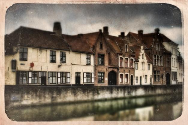 Bruges - Imaginary Postcard III