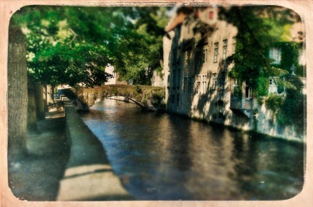 Bruges - Imaginary Postcard V