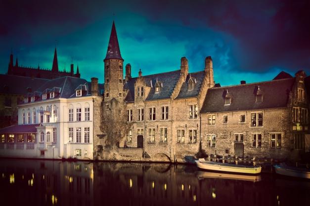 Bruges by Night I