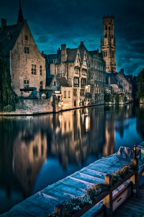 Bruges by Night II