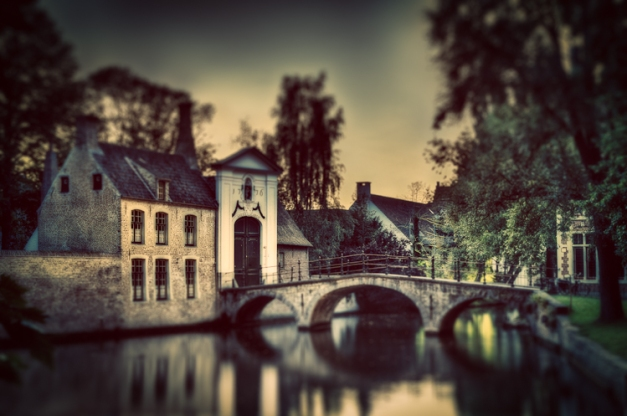 Bruges by Night III