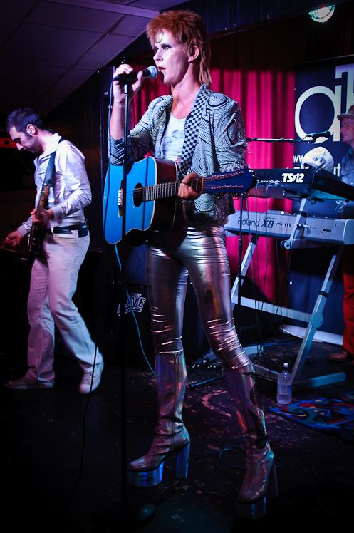Absolute Bowie @ Ruislip Social Club II