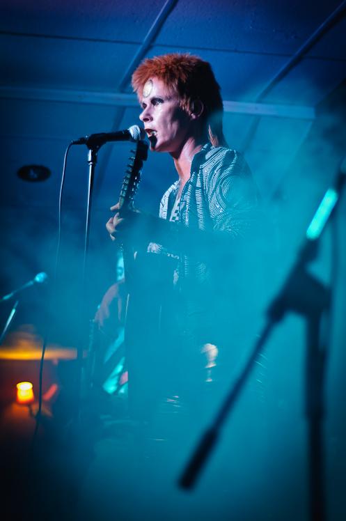 Absolute Bowie @ Ruislip Social Club IV