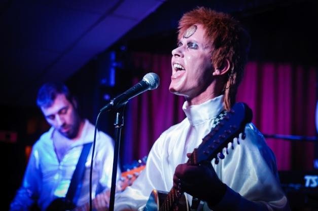 Absolute Bowie @ Ruislip Social Club VIII