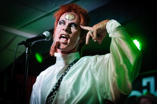 Absolute Bowie @ Ruislip Social Club X