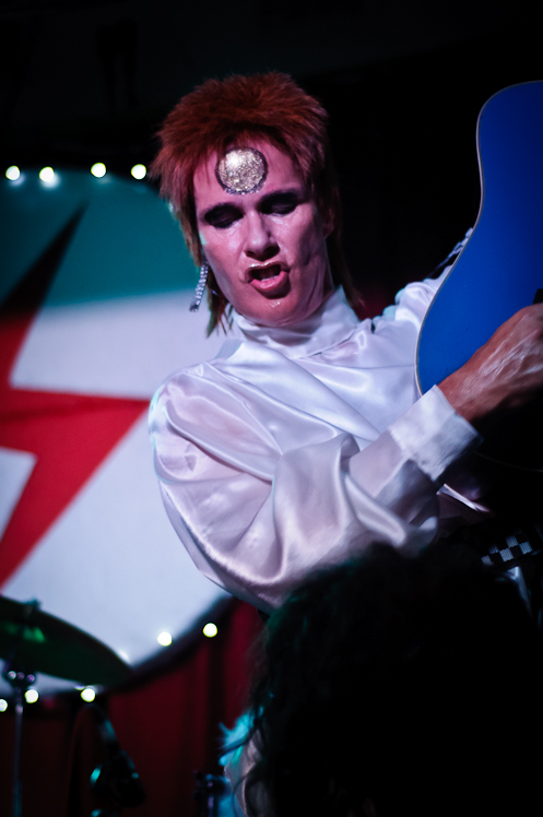 Absolute Bowie @ Ruislip Social Club XI