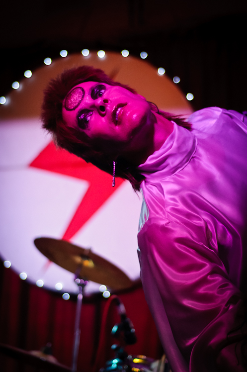 Absolute Bowie @ Ruislip Social Club XII
