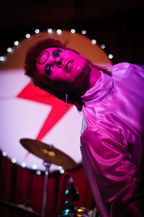 Absolute Bowie @ Ruislip Social Club XII