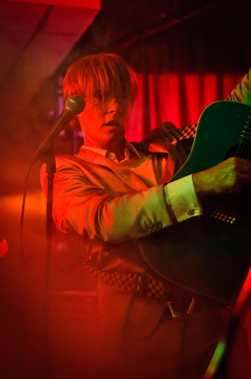Absolute Bowie @ Ruislip Social Club XV