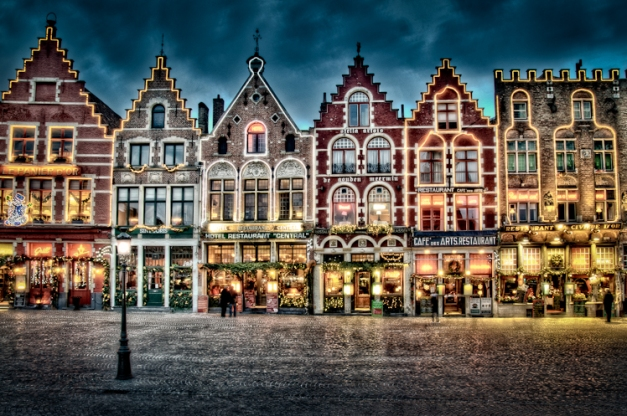 Bruges in December