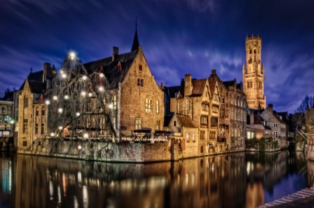 Bruges in December II
