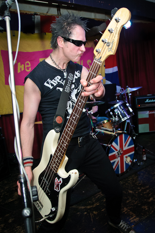 The Pistols @ Ruislip Social Club 031