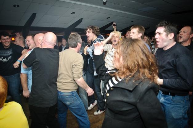 The Pistols @ Ruislip Social Club 039