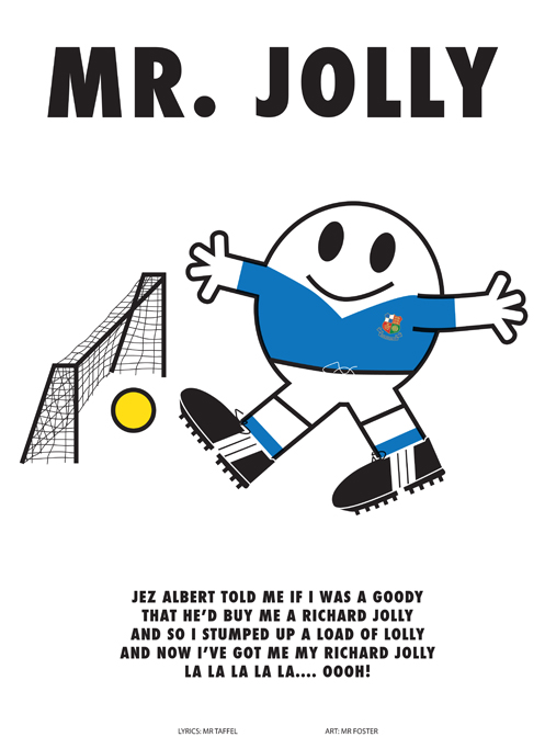 Mr Jolly Poster