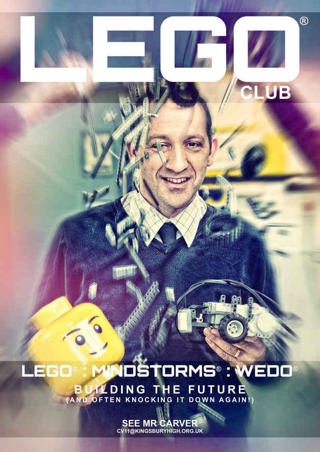KHS LEGO® Club – Promotional Poster 001