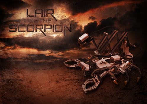 KHS TECH® Club – Lair of the Scorpion Poster 001