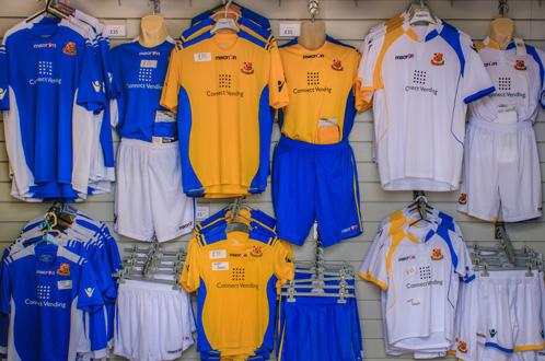 Wealdstone FC Megastore 004