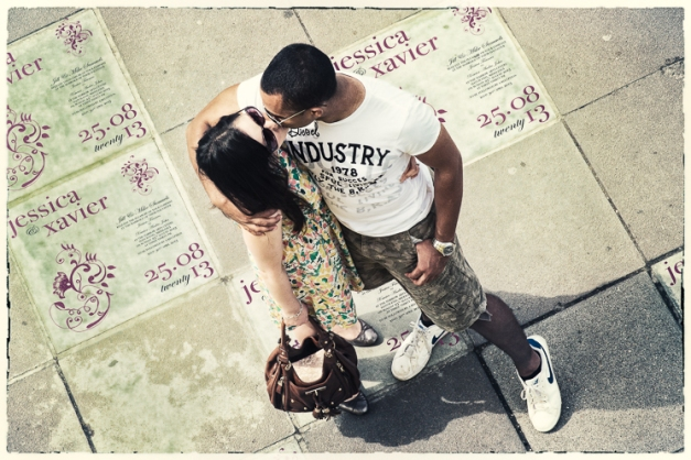 Jessica & Xavier 001