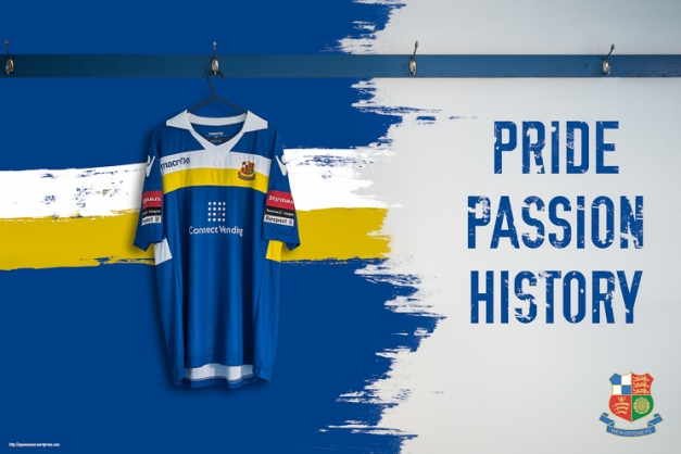 PRIDE : PASSION : HISTORY
