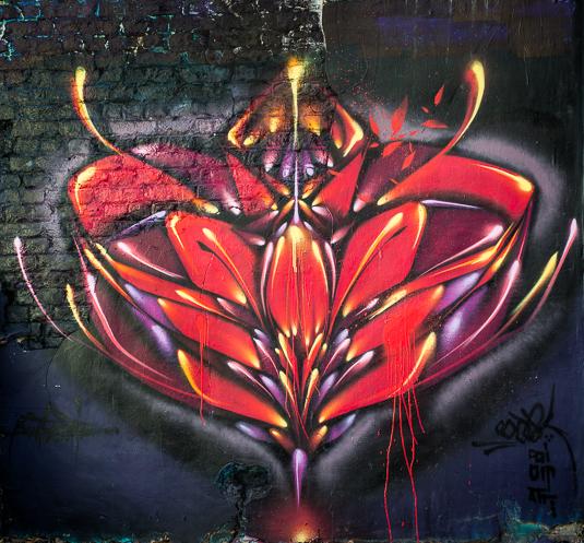 Shoreditch Street Art Part II 012